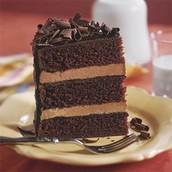 Merienda: Chocolate, chocolate y más chocolate