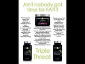 Triple threat!
