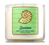 Suntan Candle