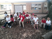 Ms. Anguiano's Writing Lesson