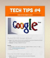 GCCISD Google