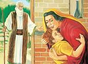 אליהו מקים את הילד לתחייה