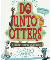 Do Unto Otters, Laurie Keller ($8.00)