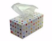 2 Tissue Boxes