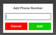 In-App communication