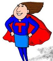 SUPER TEACHER!