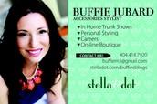 Buffie Jubard, Director & Stylist, Stella & Dot