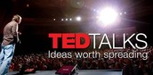 Get the chance to share in a discussion surrounding a TED Talk