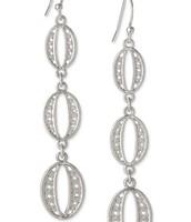 Kimberly Earrings Silver