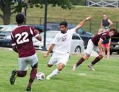 Men's Soccer v. Luther College