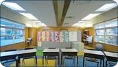 Temporary Building classrooms
