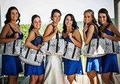 """""""Functional and Personalized Products for the bride and her Entourage."""""""