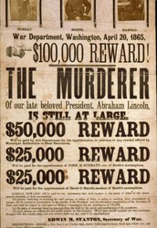 15. On April 26, 1865, investigators found the hide out and John Wilkes Booth ended up getting shot in the barn.