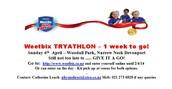 Weetbix Tryathlon