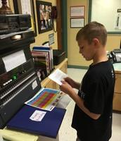 Logan Eason: 4th Grade Leader