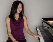 Yvonne Chen, pianist
