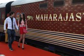 THE MAHARAJA EXPRESS OFFERS SUPREME TRAVEL EXPERIENCE