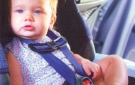Even kids buckle up