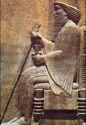 King of Persia 522-486 BCE