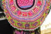 Hmong Beaded Purse