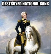Destroying the National Bank