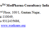 WorkSure™ MedPharma Consultancy India Pvt. Ltd.