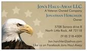 Jon's Haul-Away LLC