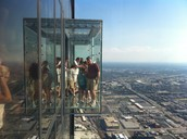 Conquering the Chicago Skydeck
