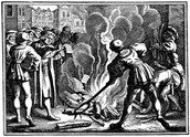 Burning of Martin Luther's Excommunication