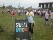 Join us for The Color Run on Saturday, April 11th, 2015