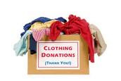 Clothes Donation Bin