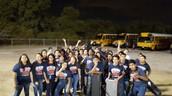 8th Grade Band Members