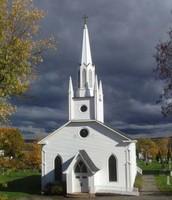 In The Church.
