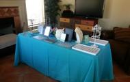 Sample Table Displays