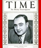 Capone Doing TIME (magazine)