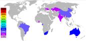 manganese chart
