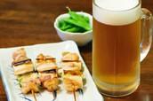 Food, Beer & Wine
