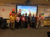 Dr. Seuss Week!