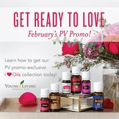 Get Ready to Love...with free OILS!