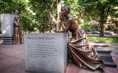 Statue in Memory of Phillis Wheatley