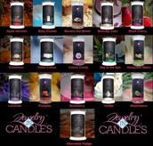 Jewelry in Candles Christmas Giveaway