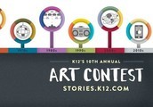 K12 Decades Art Contest