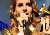 Lana Wins Album of the Year Award