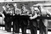 Who were the Beach Boys