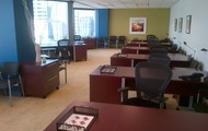 Fully furnished office!