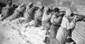 Soviets defending