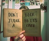 Theme: Don't judge a book by its cover.