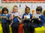 Last week's award winners...