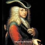 Su padre Felipe V