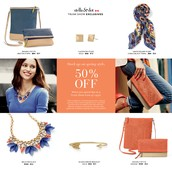 April's Trunk Show Exclusive Offers